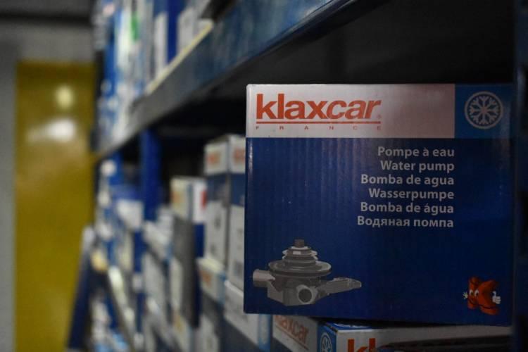Nuestro proveedor Klaxcar France
